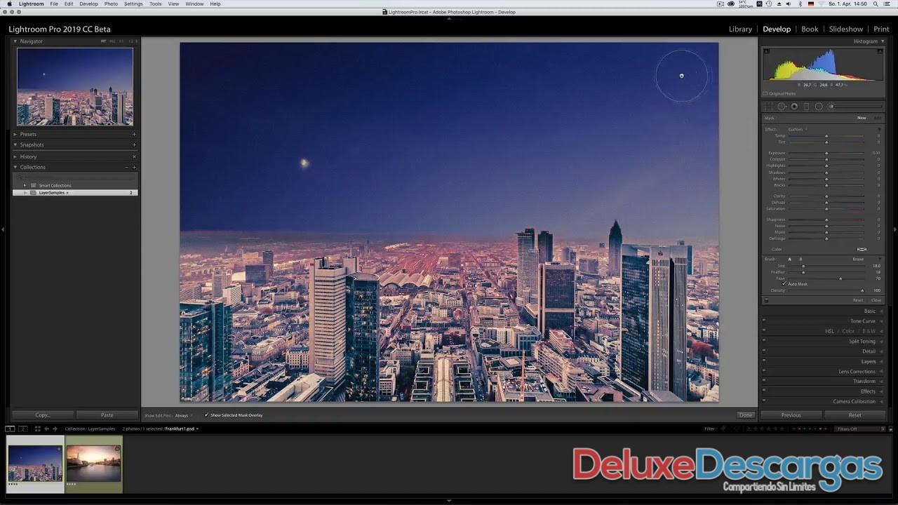 Descargar Adobe Photoshop Lightroom CC 2019 v2.0.1 (Fotografia Profesional)