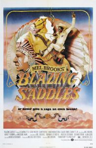 See it instead the lone Ranger - Blazing Saddles