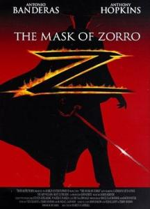 Mask Of Zorro 1998