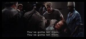 Soylent Green Charlton Heston Tell Them see it instead: Elysium Deluxe Video Online