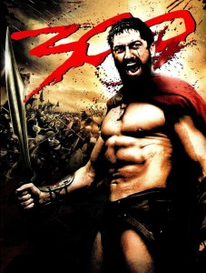 300 Top Ten sword and sorcery movies