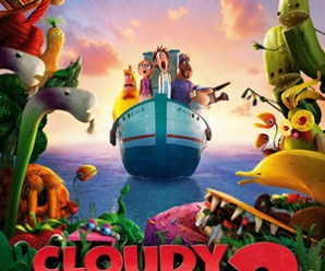 """""""Cloudy 2"""" Rains on the Box Office Weekend"""