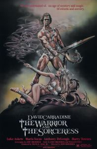 The Warrior and the Sorceress Movie review
