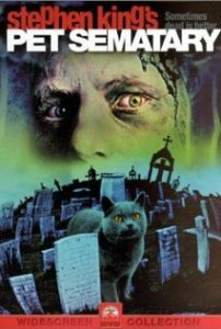 Top Ten Stephen king Films Horror movies Pet Sematary
