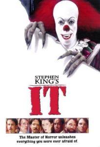 Top Ten Stephen king Films Horror movies it