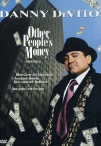 Other peoples money Danny Devito This week in box office history Deluxe Video Online