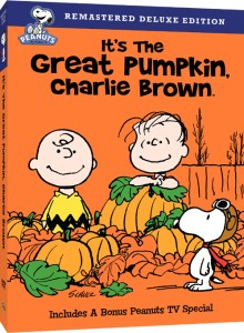 top ten Halloween movies It's the Great Pumpkin Charlie Brown Deluxe Video Online