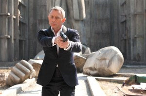 james bond This week in box office history