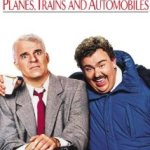 Planes, trains, and automobiles Top Ten Thanksgiving Movies