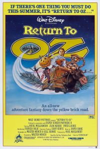 return to oz movies that ruined my childhood cover