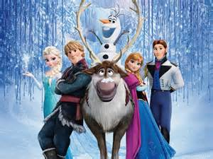 Disney's Frozen - Box Office Wrap Up marked ones