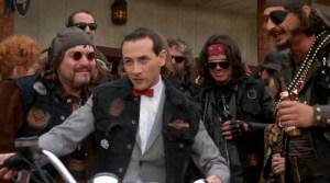 Pee-Wee's Big Adventure movie Review