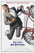 Pee-Wee's Big Adventure movie Review