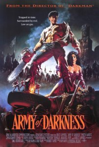 Academy Awards top ten Best Picture Oscar Winner Army of Darkness (1992)