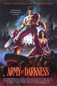 Academy Awards top ten Best Picture Oscar Winner Army of Darkness (1992)