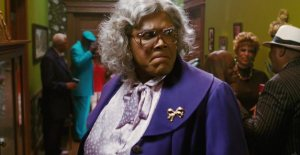 Box office flop Tyler perry's Madea single moms club