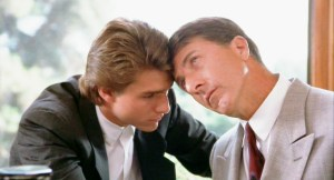 Rain Man movie box office history