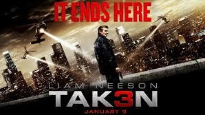 See It Instead:  Taken 3