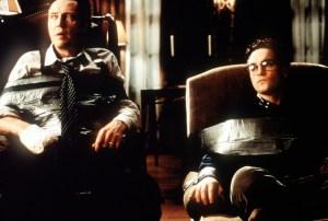 Big shock, Galecki plays the nerdy one.