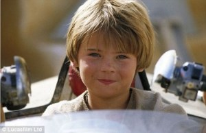 A child actor worse than me?  Now THAT'S pod racing!