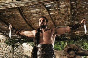 No disrespect, Khal.  Can't wait for you to play Aquaman.