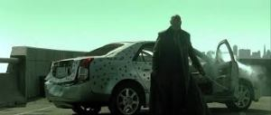 The Matrix Reloaded top ten car chases