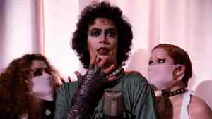 Top Ten Mad Scientists Movies - Dr. Frank N. Furter