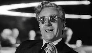 Top Ten Mad Scientists Movies - Dr. Strangelove