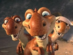 Top Ten Best Dinosaur Films! Ice Age: Dawn Of The Dinosaurs