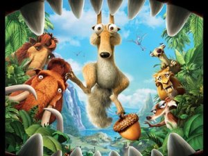 Top Ten Best Dinosaur Films! Ice Age: Dawn Of The Dinosaurs