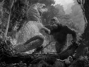 Top Ten Best Dinosaur Films! King Kong