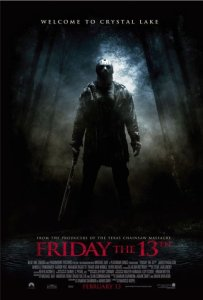 Top Ten Memorable Movie Camps - Crystal Lake - Friday the thirteenth