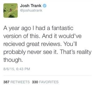 josh-trank-tweet fantastic 4