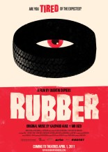 Double Dare Review: Rubber