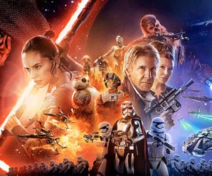 Coming Soon Trailers:  Star Wars – The Force Awakens, Sisters, Alvin and the Chipmunks Road Chip