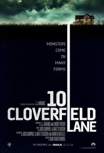 10 Cloverfield lane Top Ten most Anticipated movies of 2016