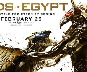 Coming Soon Trailers: Eddie the Eagle, Gods of Egypt, Triple 9