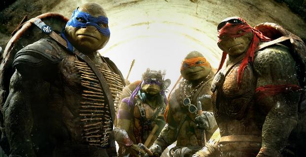 teenage mutant ninja turtles 2 Trailers