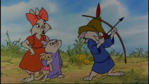 See It Instead:  Zootopia - Robin Hood 1973 animated
