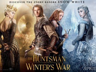The Huntsman winters war trailer
