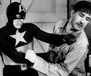 Retro Review:  Captain America (1944)