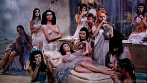 1963 Cleopatra movie review