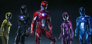 Movie News Roundup Power rangers