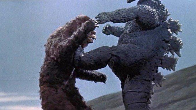 Movie news Godzilla vs king kong