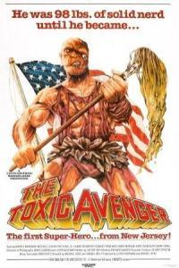 Toxic Avenger Troma films