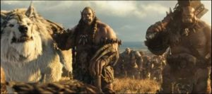 warcraft box office totals in china vs america