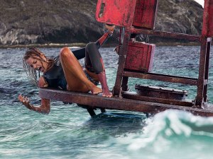 The Shallows. Blake Lively. See It Instead Shark Movies Edition