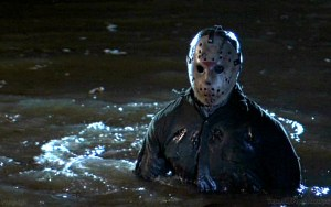 Seriously, he went into the water a 7 year old. Is the whole lake HGH?