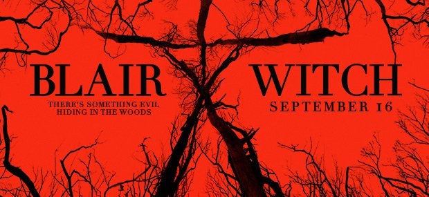 Coming Soon Trailers: Blair Witch