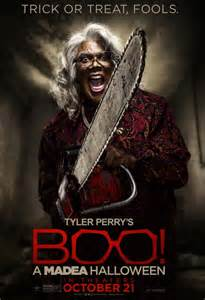 Box Office Wrap Up: Madea Douses Inferno on Halloween.